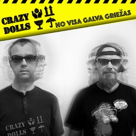 Crazy Dolls - CD vāks